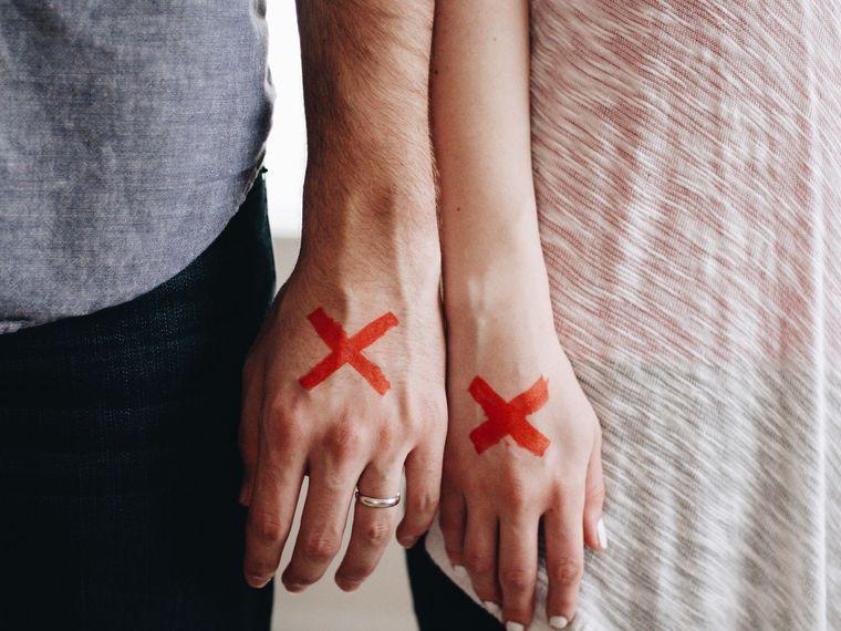 Simptome ale unui mariaj sortit divorţului
