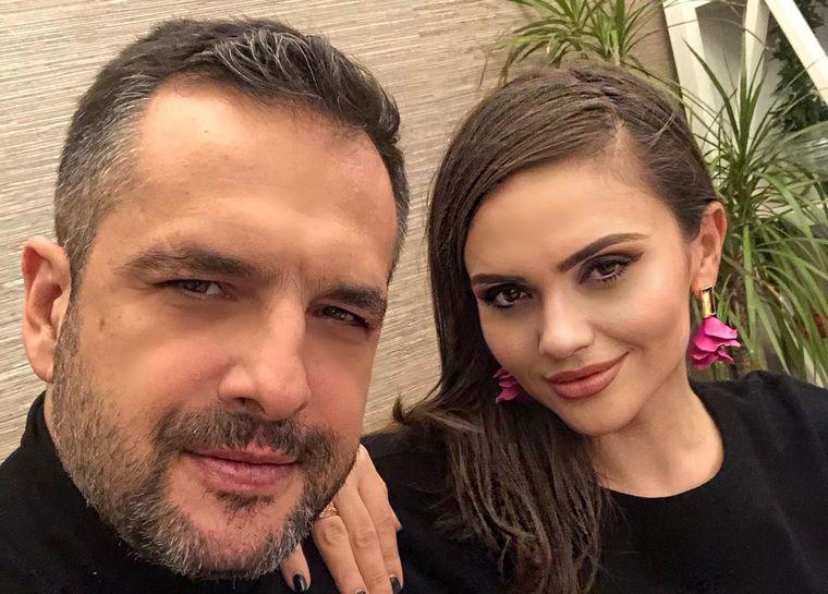 Mădălin Ionescu și Cristina Șișcanu