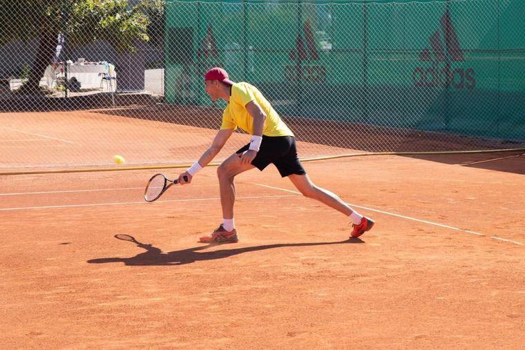 Cosmin Cernat, tenis pentru o cauza nobila
