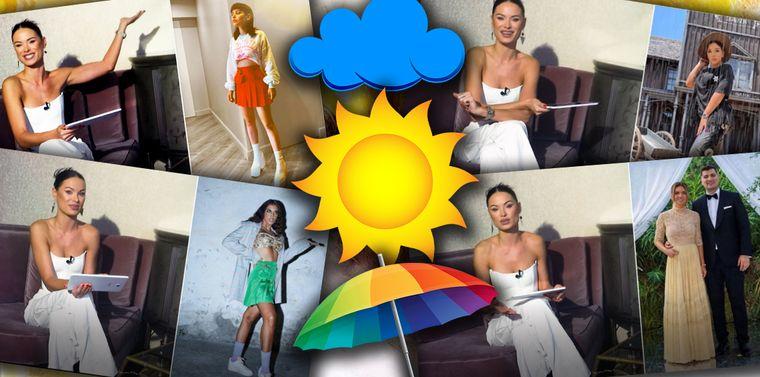 Prognoza modei cu Irisha. Soare, ploaie sau nori pentru Irina Rimes, Bibi, Antonia, Simona Halep, Rihanna, Kim Kardashian și Kendall Jenner