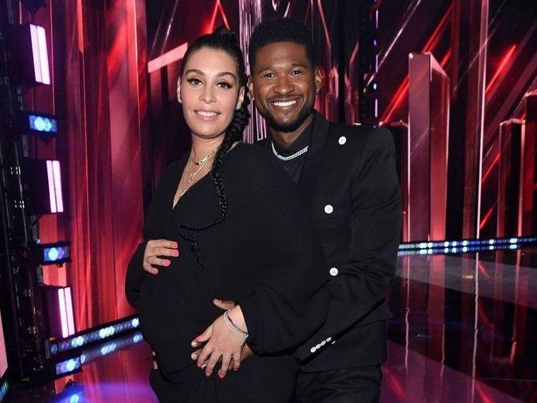 Usher a devenit tătic pentru a patra oară!
