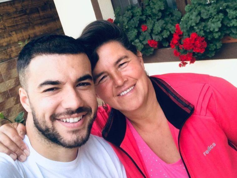 Culiță Sterp și mama Geta