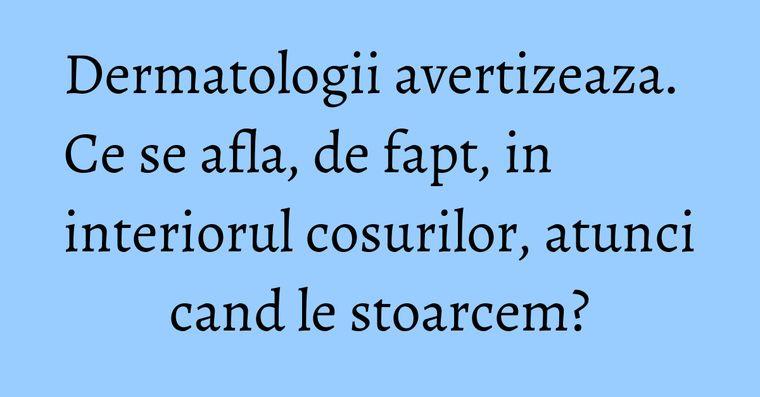 Dermatologii avertizeaza. Ce se afla, de fapt, in interiorul cosurilor, atunci cand le stoarcem?