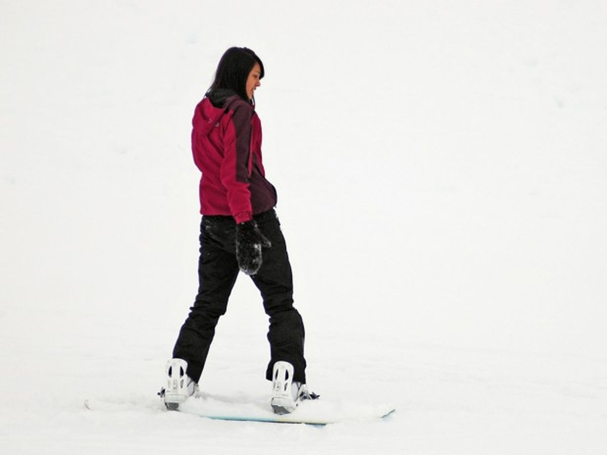 Relația dintre snowboarding și slăbire