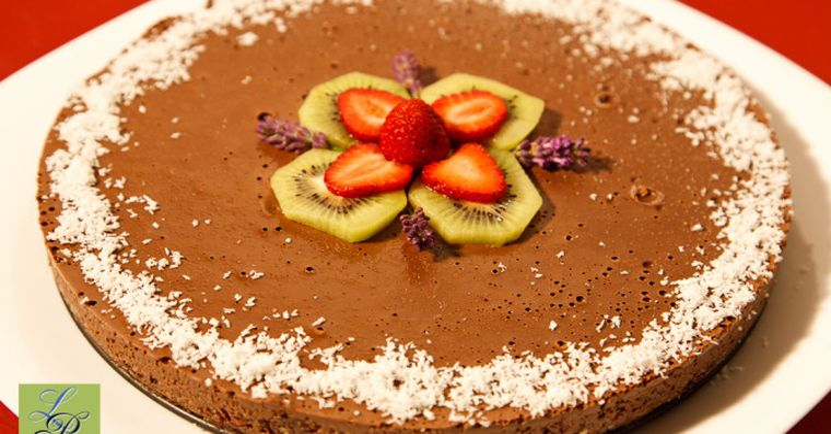 Desert delicios fara foc: tort de ciocolata si menta!