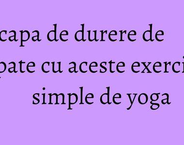 Taierea durerii la nivelul abdomenului inferior ?i a spatelui inferior