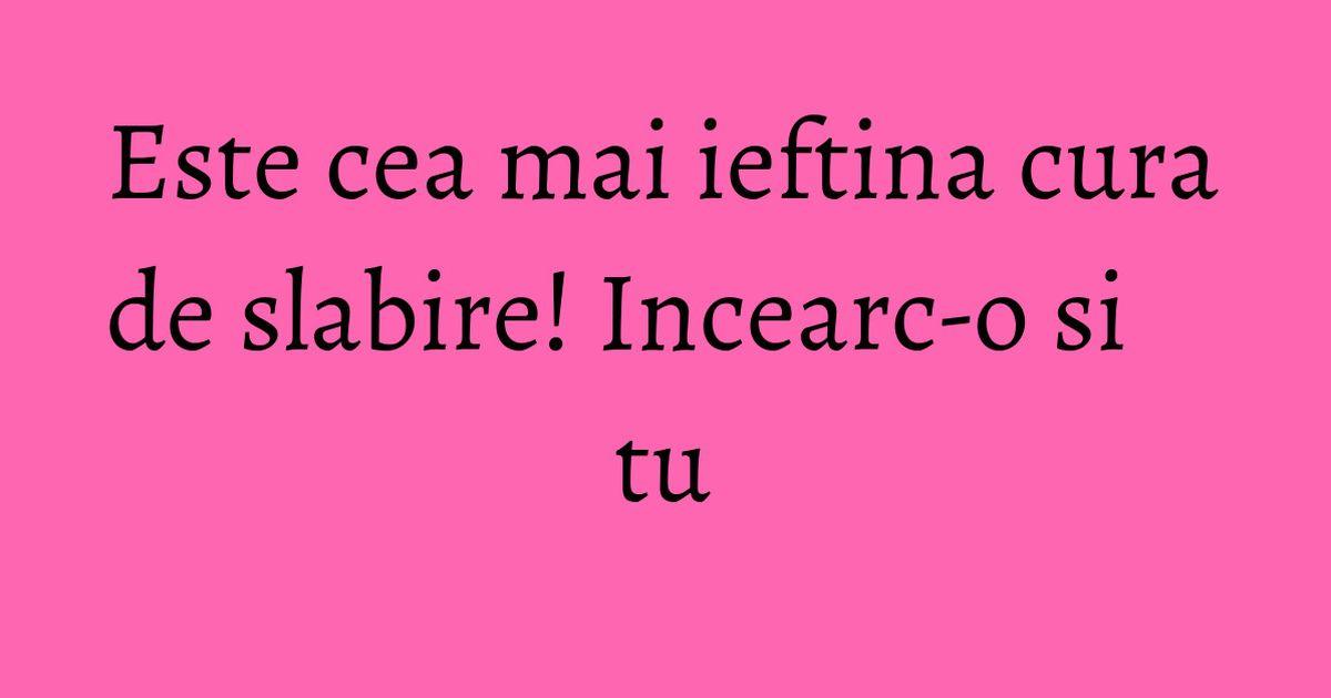 Cea mai scurtă şi simplă dietă din lume. Te ajută să slăbeşti 4 kg în 8 ore