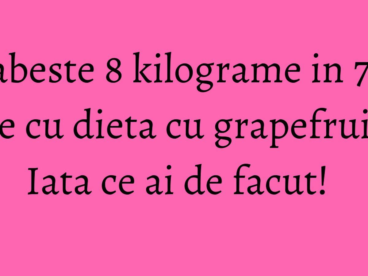 Cura de detoxifiere cu suc de grapefruit, portocală şi lămâie
