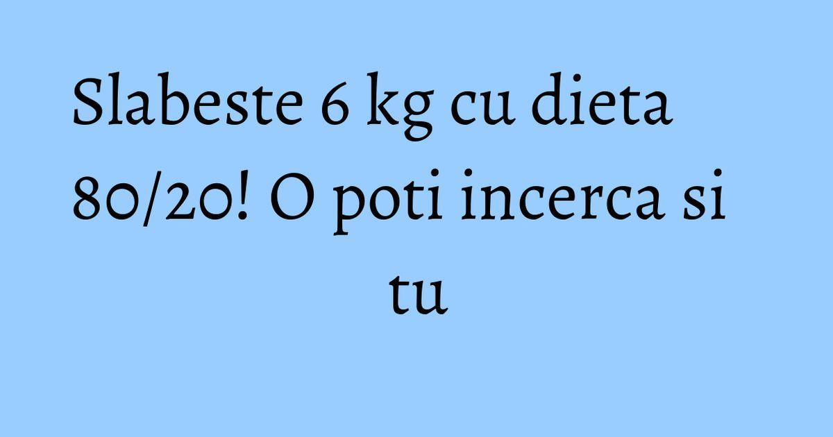 Dieta care te slăbeşte 1 kg pe zi. Meniul complet