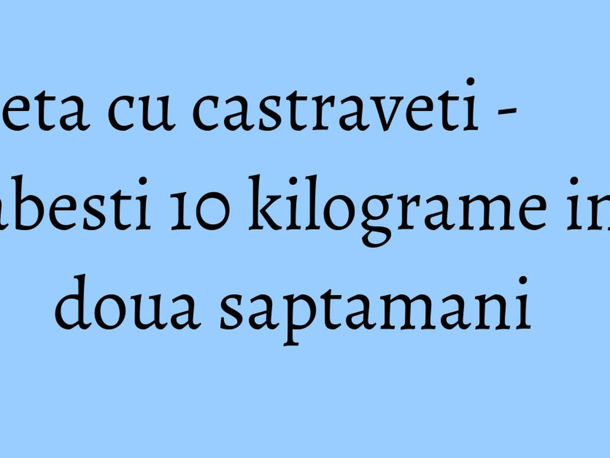 Dieta cu castraveţi – slăbeşti 7 kilograme în 7 zile