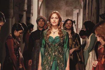 Îţi mai aminteşti de sultana Hurrem? Pur şi simplu e de nerecunoscut la 35 de ani! Cum arata acum