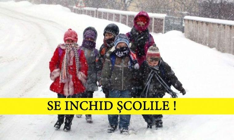 Atenţie, se închid şcolile. Anunţul oficial făcut de Ministrul Educaţiei