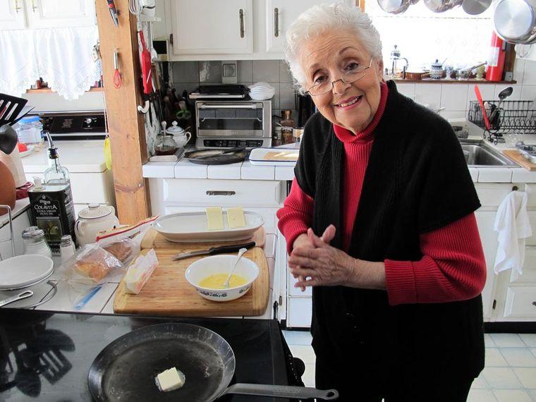 Trucuri și secrete în bucătărie de la bunica