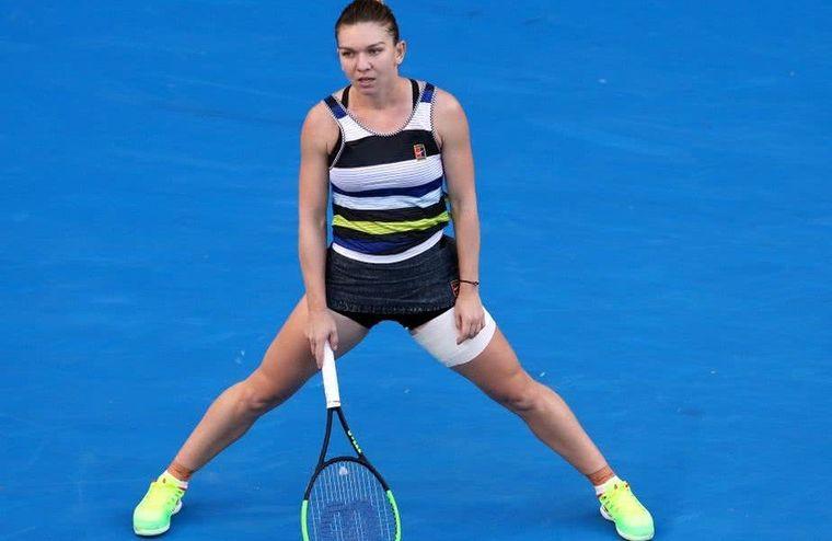 Simona Halep pierde in fata Serenei Williams si este in pericol sa piarda primul loc WTA