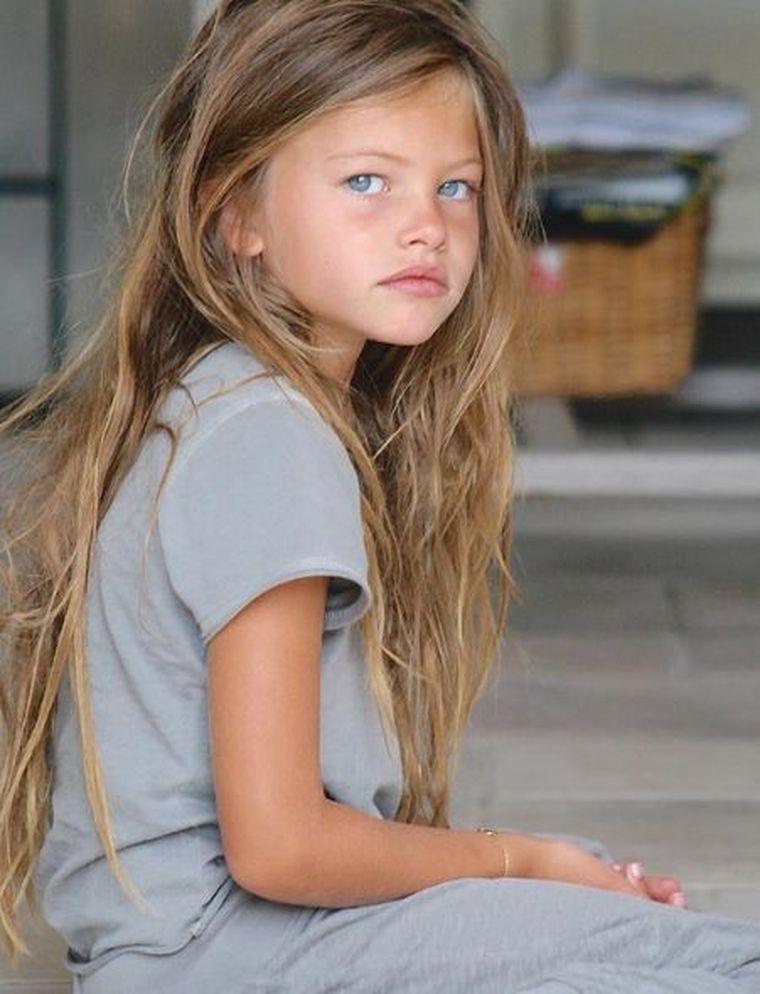 """""""Cea mai frumoasă fetiță din lume"""" a împlinit 17 ani. Cum arată acum"""