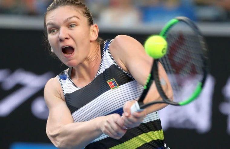 """Ce a spus Simona Halep după meciul cu Serena Williams: """"Simt că am fost lovită de un tren"""""""
