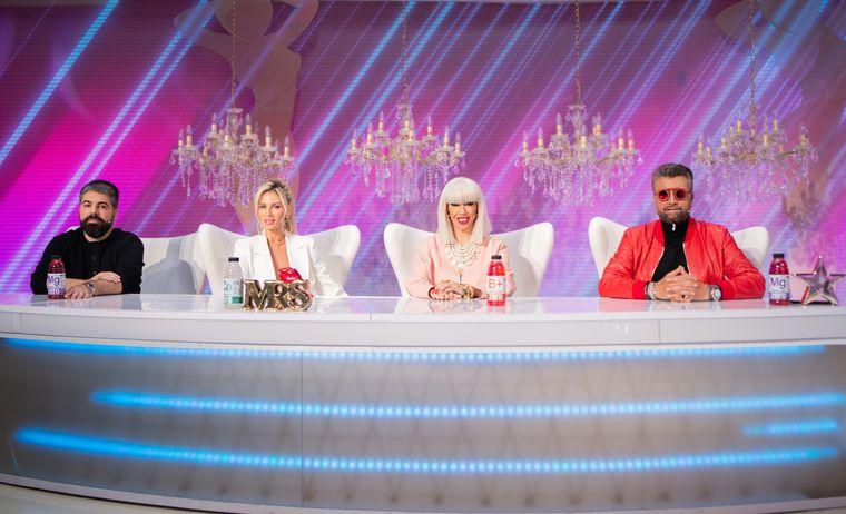 """Andreea Bănică, la masa juriului """"Bravo, ai stil!"""", în această săptămână"""