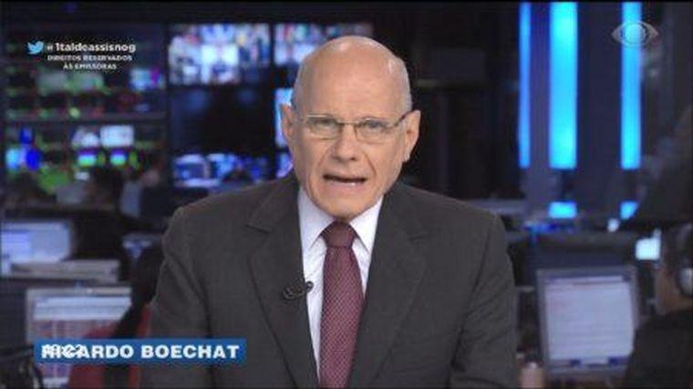 DOLIU URIAŞ în televiziune! A murit Ricardo Boechat