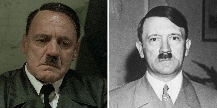 Actorul elveţian Bruno Ganz, care l-a interpretat magistral pe Hitler în