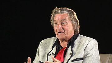 Florin Piersic, de nerecunoscut la 83 de ani!