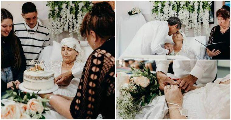 Povestea emoționantă a miresei care a murit la doar câteva ore după nuntă
