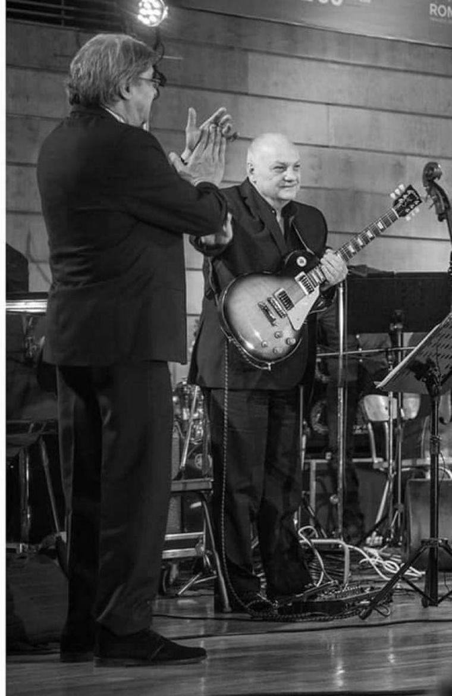 A murit chitaristul Marian Georgescu