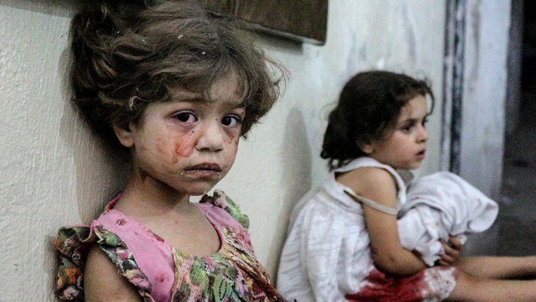 Copiii sirieni visează să moară, să ajungă în rai și să nu mai sufere. Raportul Salvați Copiii