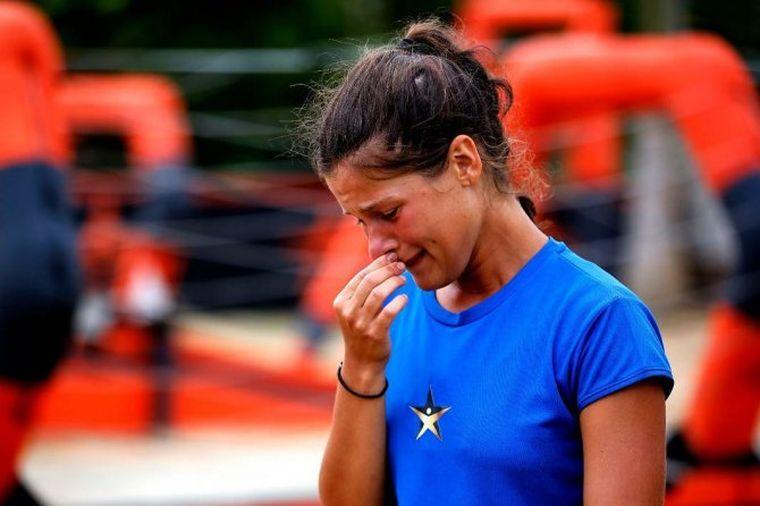 Ana Cazan, în lacrimi la întoarcerea acasă de la Exatlon! Cine a făcut-o să plângă?