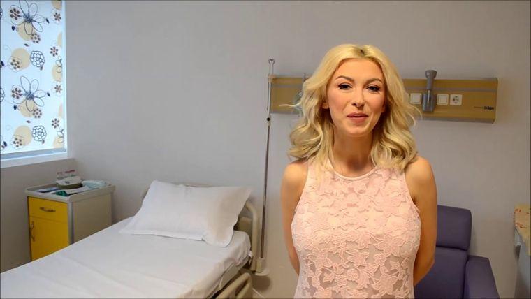 Andreea Bălan, primul interviu de pe patul de spital. Ce mesaj transmite arista