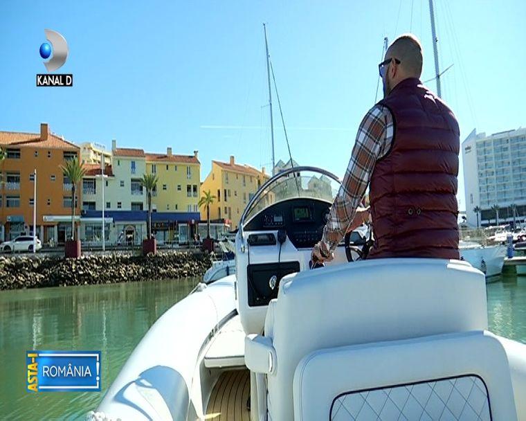 """Duminica, la """"Asta-i Romania!""""  Algarve, Portugalia, destinatia numarul 1 in lume, pentru actorii de la Hollywood si fotbalistii celebri, """"stapanita"""" de romani"""