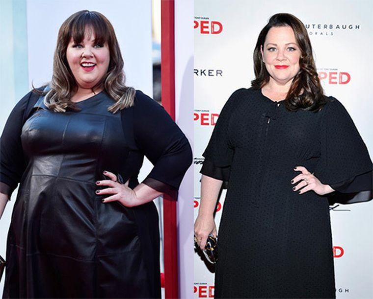 Melissa McCarthy a slabit 34 de kilograme în șase luni. Ce dietă a urmat