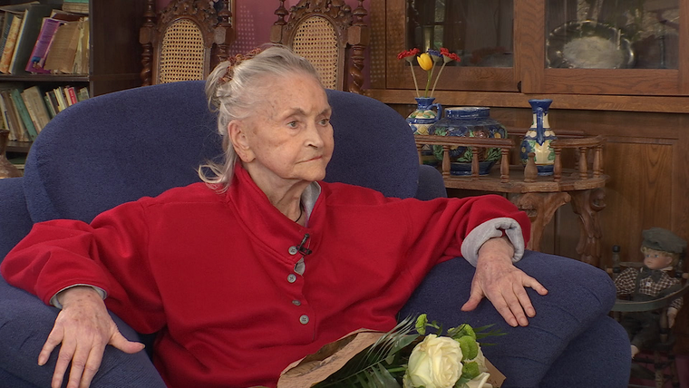 Zina Dumitrescu, interviu emoționant la TV