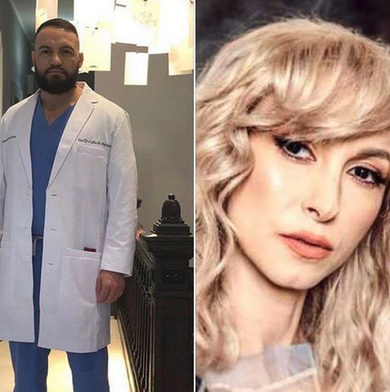 Doctorul Ovidiu Peneş, specialistul Kfetele.ro, despre a treia operaţie a Andreei Bălan: