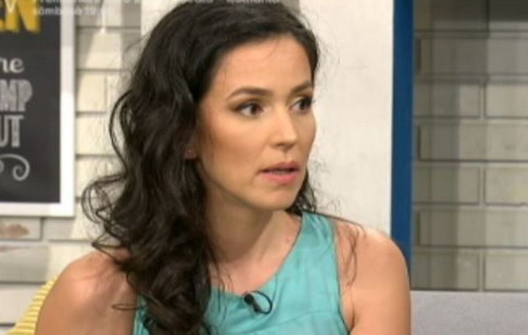 Olivia Steer s-a vaccinat? Ce răspunde soția lui Andi Moisescu