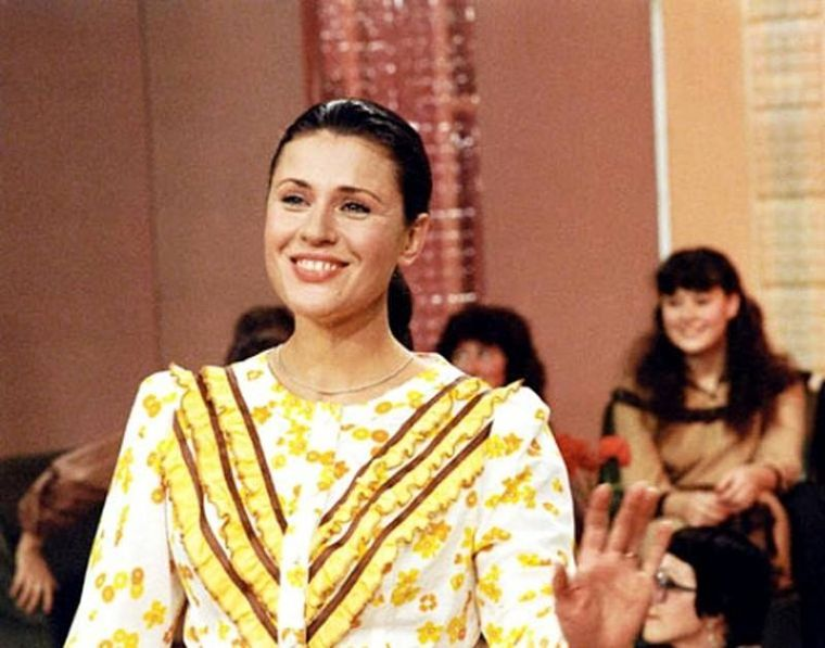 A murit cantareața Valentina Tolkunova