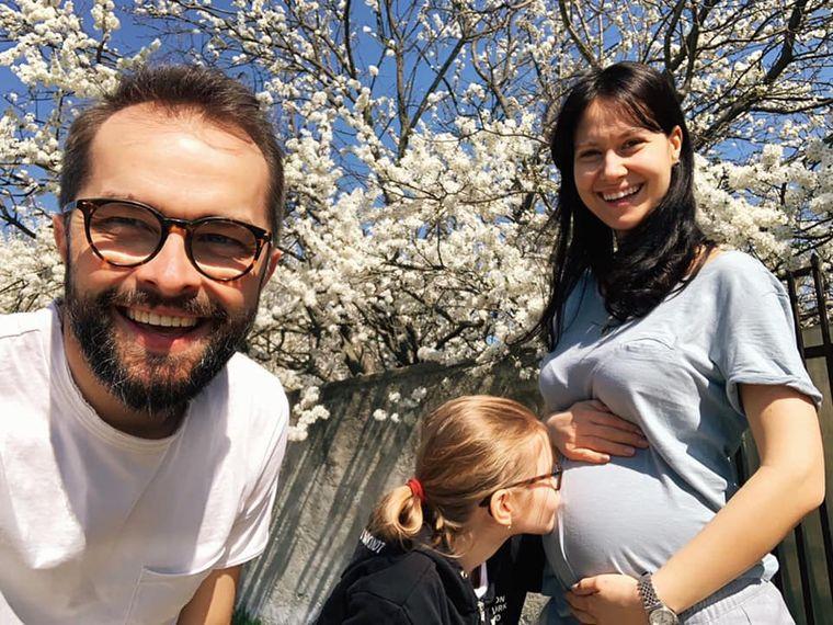 Andreea Moldovan este însărcinată pentru a doua oară
