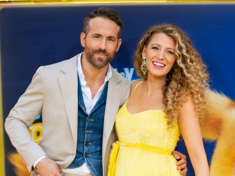 Actrița Blake Lively este însărcinată cu al treilea copil