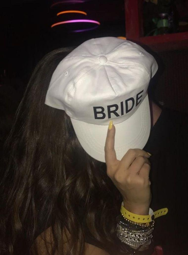 Geanina Marina se mărită! Tânăra a făcut anunțul pe Instagram