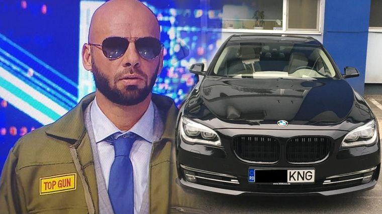 Giani Kiriţă, superachiziţie! Uite ce maşină de lux şi-a cumpărat vedeta Kanal D! N-ai să crezi ce litere are la numărul de înmatriculare! FOTO EXCLUSIV!