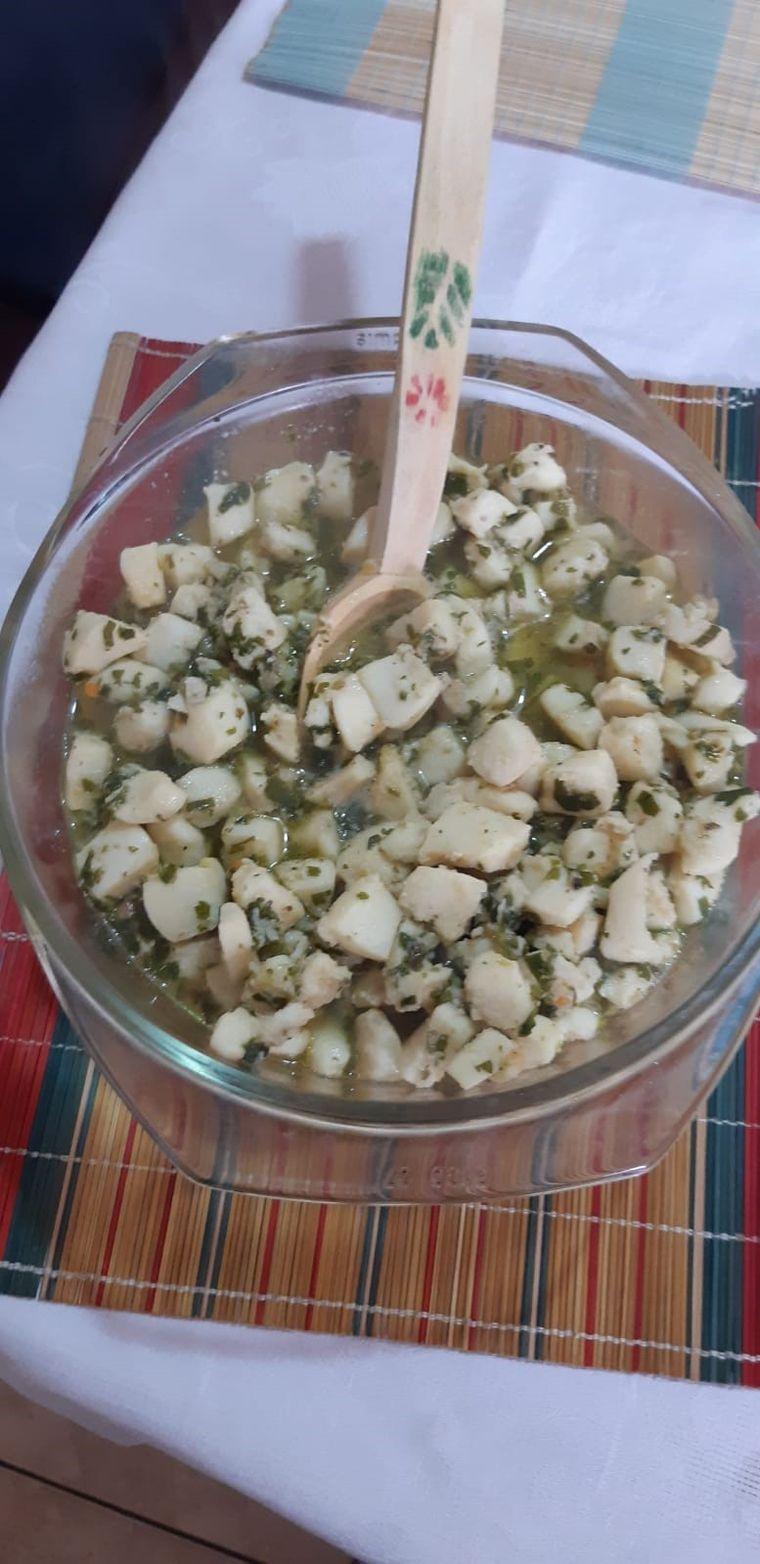CONCURS: Reţetă de calamar în vin alb