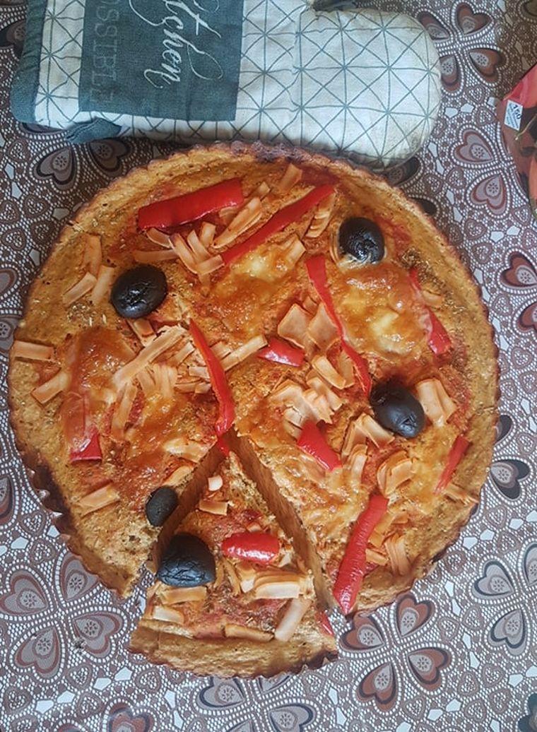CONCURS: Reţetă de pizza sănătoasă