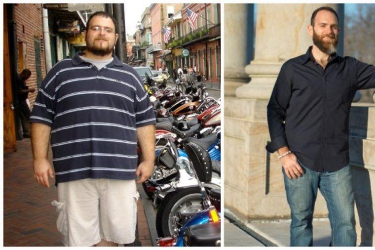 A slăbit 70 de kilograme în trei luni, după ce şi-a făcut câteva obiceiuri alimentare. Ce reguli l-au ajutat să scape de surplus