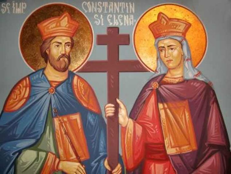 Sfinţii Constantin şi Elena: Tradiţii, obiceiuri şi superstiţii. Ce NU trebuie să faci astăzi