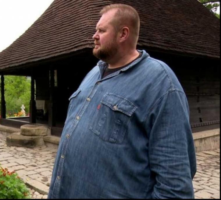 Cristian Tabără a slăbit 60 de kilograme! Prezentatorul TV este de NERECUNOSCUT