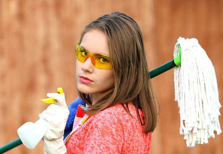TOP ponturi că să faci curățenie rapid, fără prea mult efort