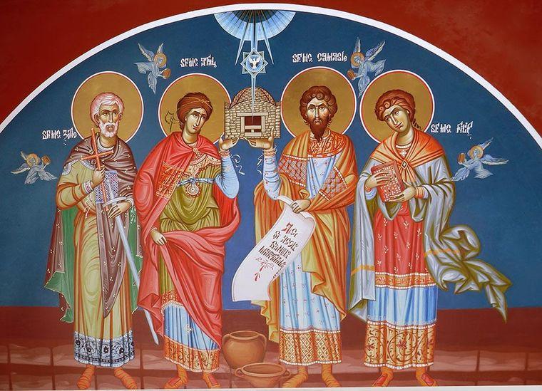 CALENDAR ORTODOX 4 IUNIE. Ce sfinți mari sărbătorim astăzi