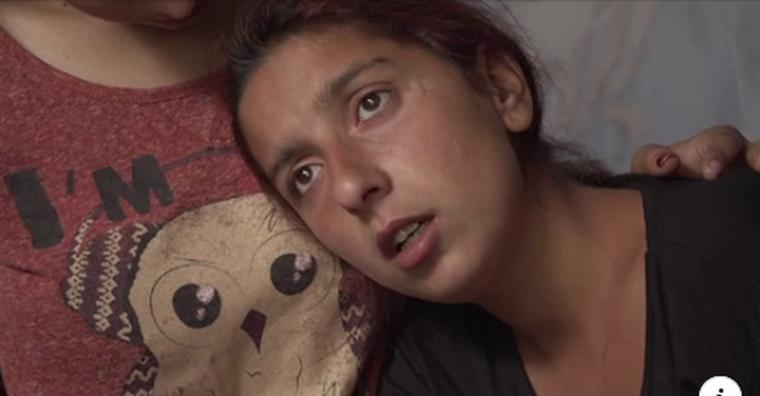 "Roxana, mama careia viitura i-a omorat cei 4 copii, isi striga durerea: ""Fetita de 9 luni mi-a murit in brate!"""