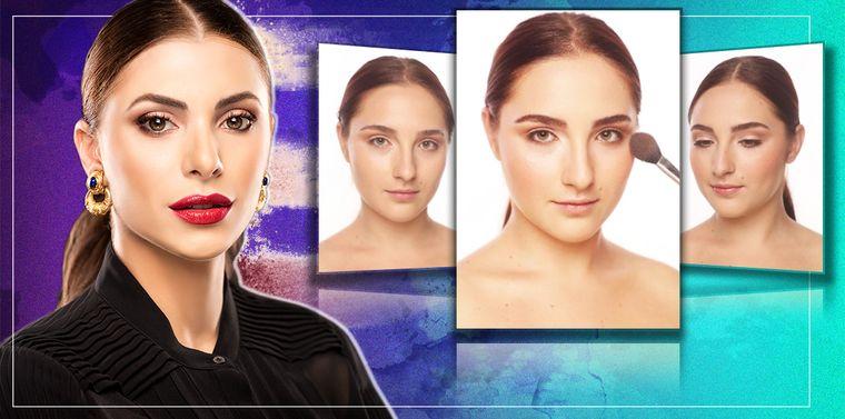 Mihaela Rotaru, specialistul Kfetele.ro pe make-up: Cum să realizezi un machiaj simplu de zi - step by step