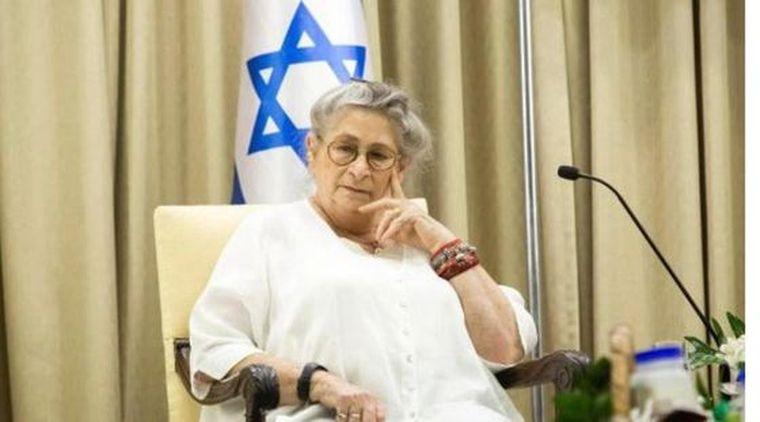 A murit soţia preşedintelui Israelului, Nechama Rivlin. Mesajul transmis de familia prezidenţială