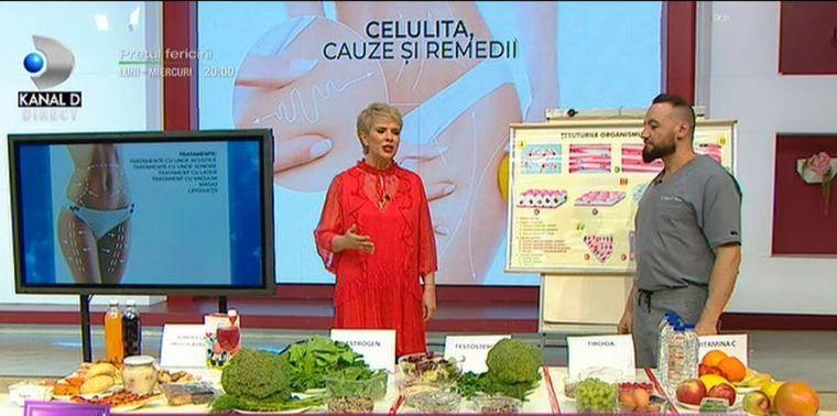 Dr Ovidiu Peneş: Ce este şi cum se tratează celulita. Sfaturi pentru a scăpa de celulită